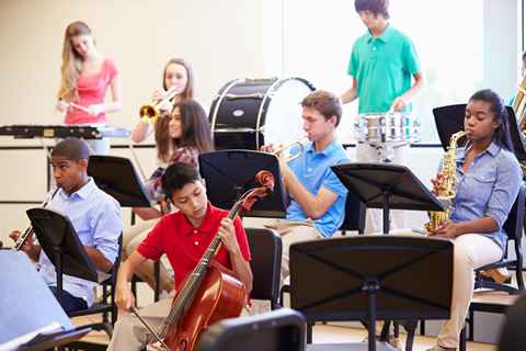 Band Practice MEDIUM dreamstime_m_41539252