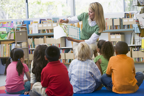 Library time MEDIUM dreamstime_m_7036363